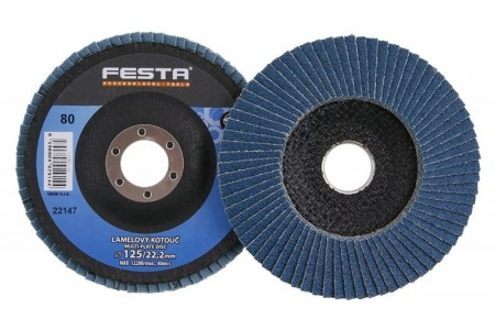 Lamelni disk fi 115-150mm FESTA