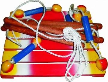 Slika Ljuljaška za decu farbana