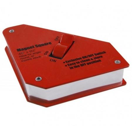 Magnet za varenje sa prekidačem 130x150x32mm 22kg FESTA
