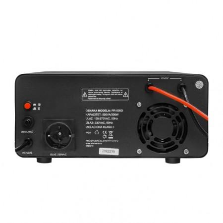 Naponski pretvarač 300W sa punjačem akumulatora PROSTO