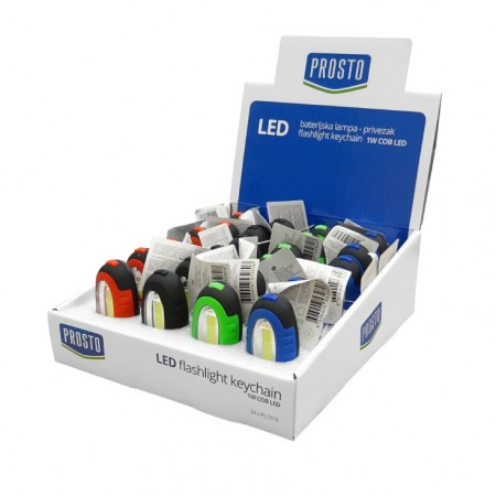 Baterijska lampa LED 1W Prosto