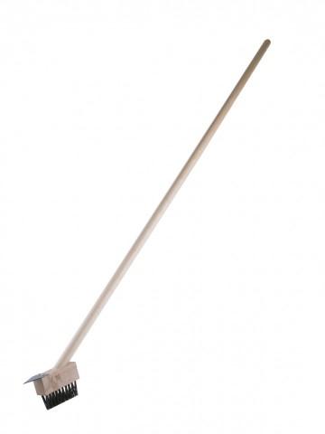 Četka za fugne - čišćenje behatona za mahovinu i korov - čelična