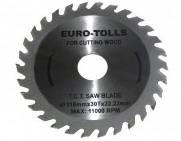 Kružna testera - nož za cirkular 115x30x22.23