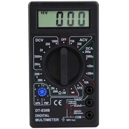 Digitalni multimetar DT830B