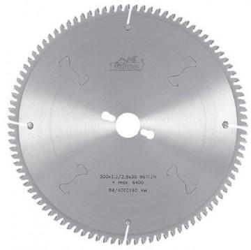 Kružna testera za aluminijum 300mm - 72 zuba - 3.2mm PILANA