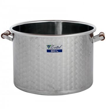 Lonac za kuvanje inox 60L Zottel