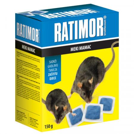 Mamak za pacove i miševe 150g. RATIMOR