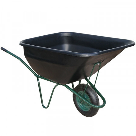 Poljoprivredna kolica sa plastičnim koritom 180L ROTO