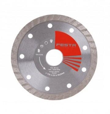 Rezna ploča dijamant turbo 115 - 300mm Festa