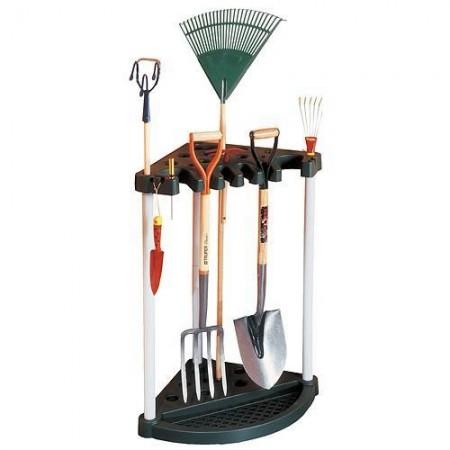 Slika Držač za baštenski alat - ugaoni KETER