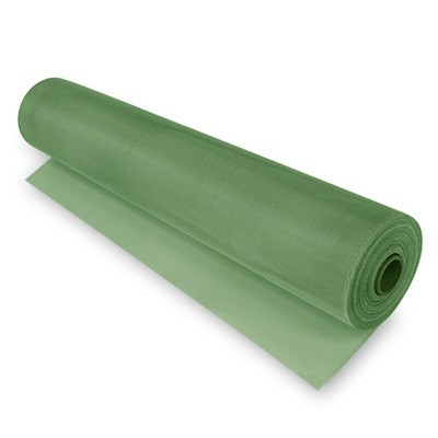 Komarnik fiberglas zeleni 1.5x30m