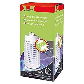 Lampa za komarce - insekte 4W Swissino Solutions