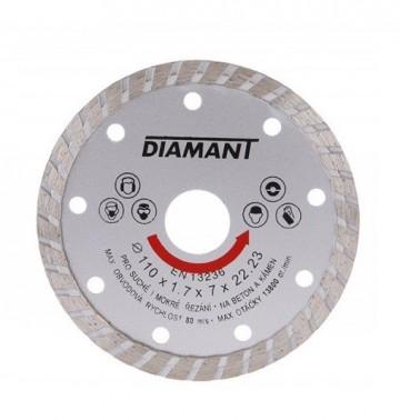 Rezna ploča dijamantska turbo 110 - 230mm Levior