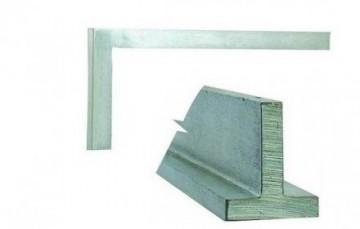Ugaonik metalni sa naslonom 600mm Levior