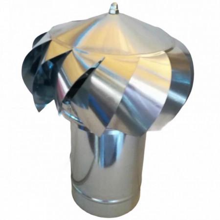 Ventilaciona kapa za dimnjak 200mm INOX