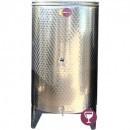 Bure za vino INOX 1000L Ezio Inox
