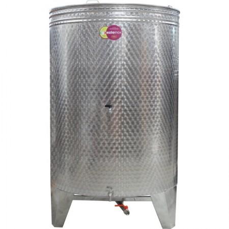 Bure za vino INOX 1500L Ezio Inox