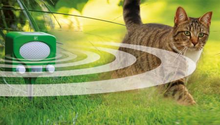 Ultrazvučni rasterivač životinja - sisara SWISSINO SOLUTIONS