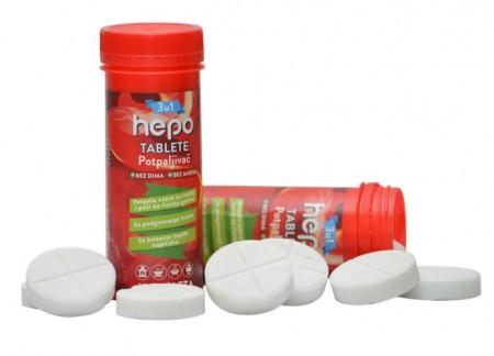 Hepo tablete za potpaljivanje