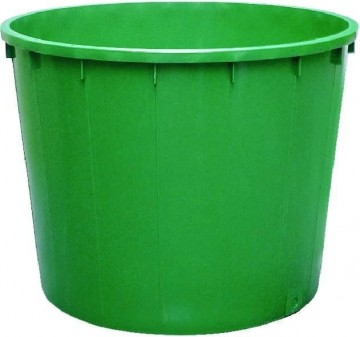 Slika Kaca za kominu zelena 150-300L
