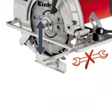 Kružna testera - ručna TH-CS 1400 Einhell