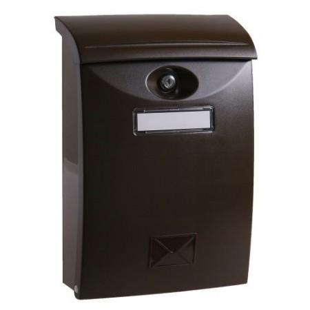 Poštansko sanduce PVC braon 24x11x35cm