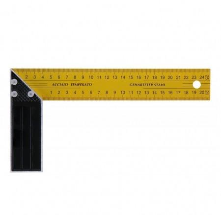 Ugaonik bravarski 25cm, 30cm, 35cm, 40cm Levior