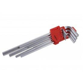 Imbusi produženi CrV komplet 1.5-10mm FESTA