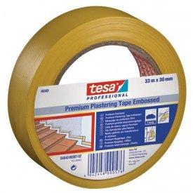 Maskirna traka PVC za osetljive površine 50mm - 33m TESA