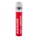 Baterija alkalna 1.5V micro AAA 4kom. WURTH