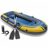Čamac za vodu 295 x 137 x 43cm Challenger 3 Boat set INTEX