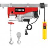 Električna dizalica sa sajlom 300-600kg ISKRA
