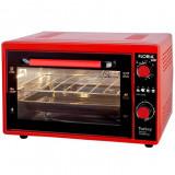 Električna mini pećnica - rerna crvena 1500W FLORIA