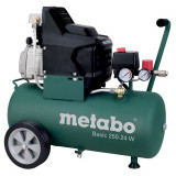Kompresor uljni 250-24 W Basic METABO