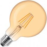 LED filament sijalica dimabilna toplo bela 6W
