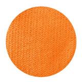 Mreža za zasenu 2x15m 100% - narandžasta