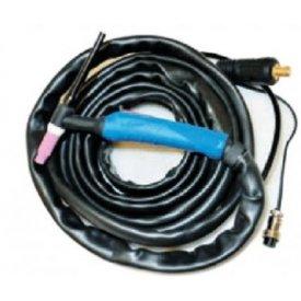 Poly - poli kabel TIG kombinovani GUM16mm2/ 9mm/ 4 metra