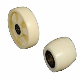 Rezervni točak za ručni paletar - plastični komplet 6kom. TOHO