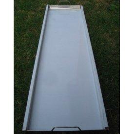 Tepsija za pečenje 140x40cm - INOX