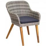Baštenska stolica od ratana DIXON