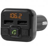 Bluetooth FM transmiter za auto i USB punjač PROSTO
