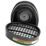 Filteri za farbanje - štetne gasove za respirator masku FORCE 8
