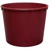 Kaca za kominu crvena 225-1000L
