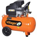 Kompresor 8bara, 24L - 1500W VAT 24 VILLAGER