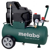 Kompresor bezuljni 250-24 W OF Basic METABO