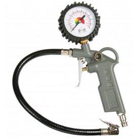 Pištolj za pumpanje za manometrom Levior