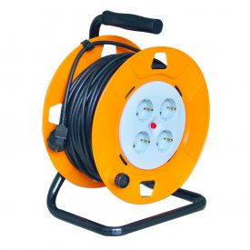 Produžni kabel na motalici 50m
