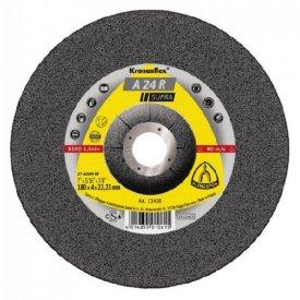 Rezna ploča za metal SUPRA A24R 115-180mm Klingspor