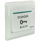 Taster za izlaz - otključavanje vrata plastični TEH-TEL