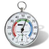 Termometar - higrometar sa kružnom skalom TFA